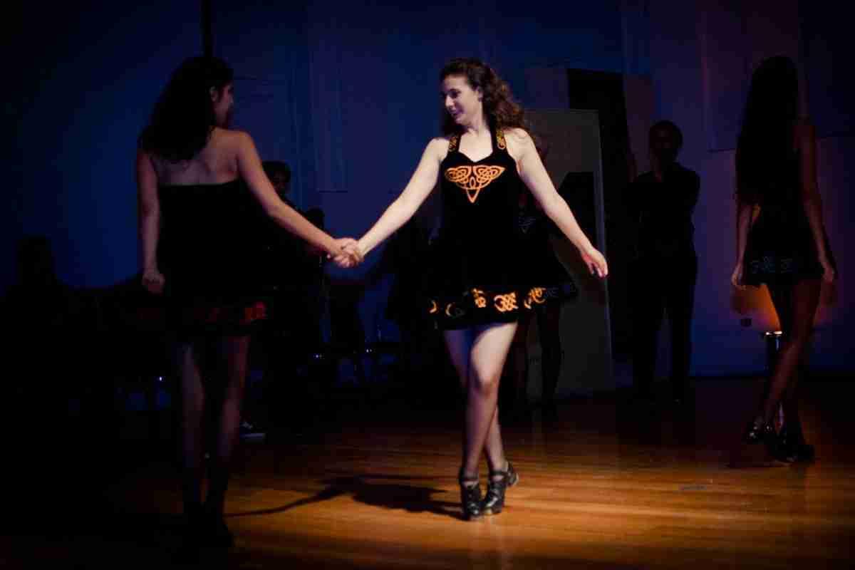 Dança Irlandesa - Danza Irlandesa - Danza Celta