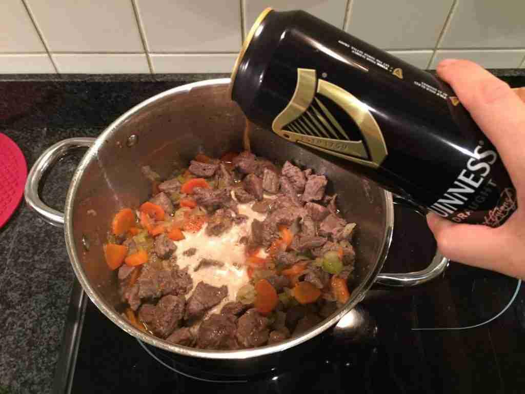 Comida Irlanda - Guinness Stew