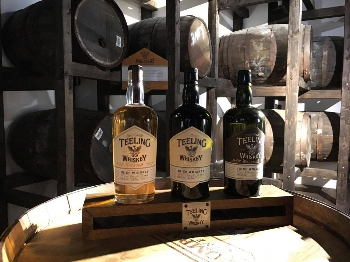 La destilería Teeling | Whisky Irlandés | Whisky Irlanda - Uísque irlandês - Uísque irlanda