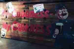 Cerveza Guinness (Fábrica en Dublín, Irlanda)