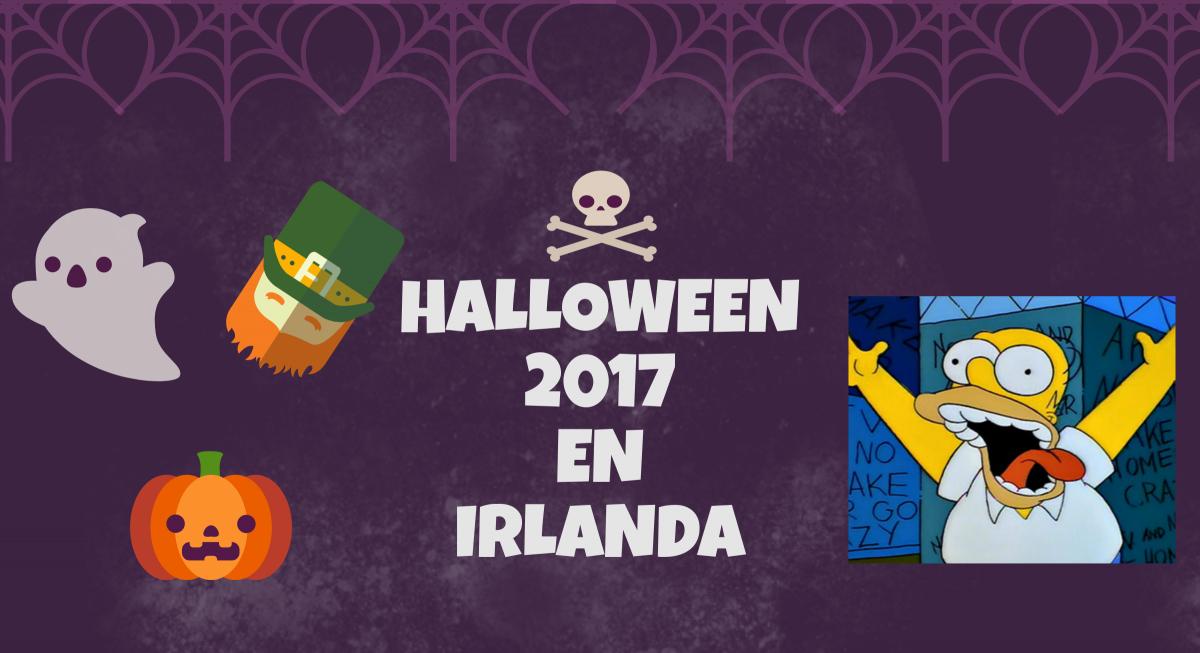 Halloween Irlanda