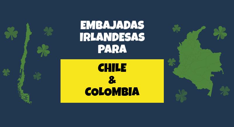 Embajada Irlanda Chile | Embajada Irlanda Colombia