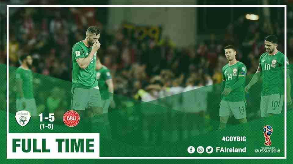 Irlanda Copa Mundial