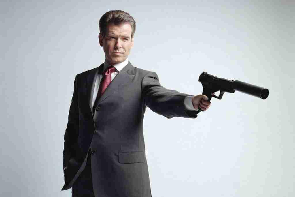 Actores de Irlanda - Actores Irlandeses - Pierce Brosnan James Bond