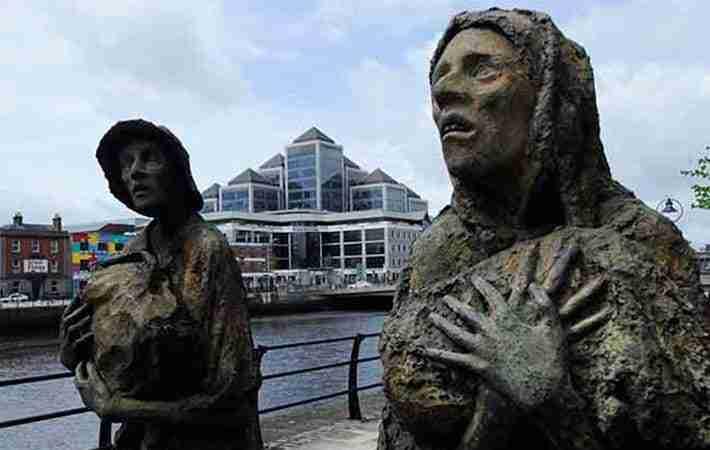 La Gran Hambruna Irlandesa | ¿El Holocausto Irlandés?