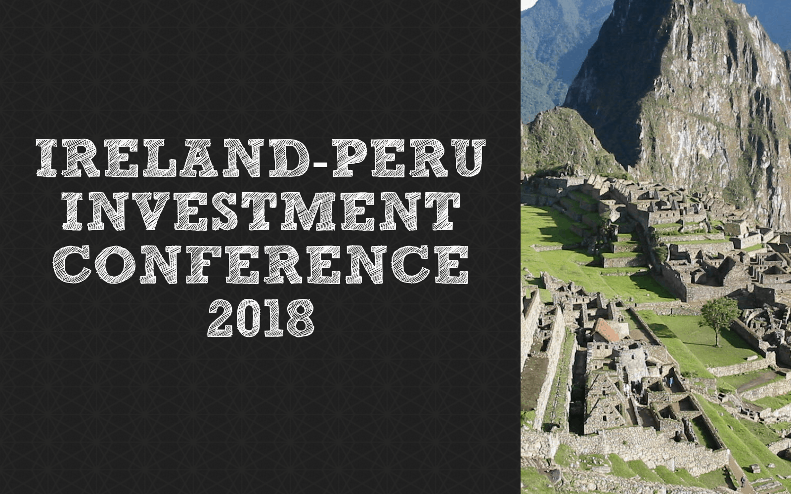 Ireland Peru Investment Conference 2018