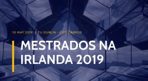 Mestrados na Irlanda 2019