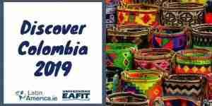 Discover Colombia 2019 - Ireland Colombia - Irlanda Colombia - Colombian Embassy Ireland - Embajada Colombiana Irlanda