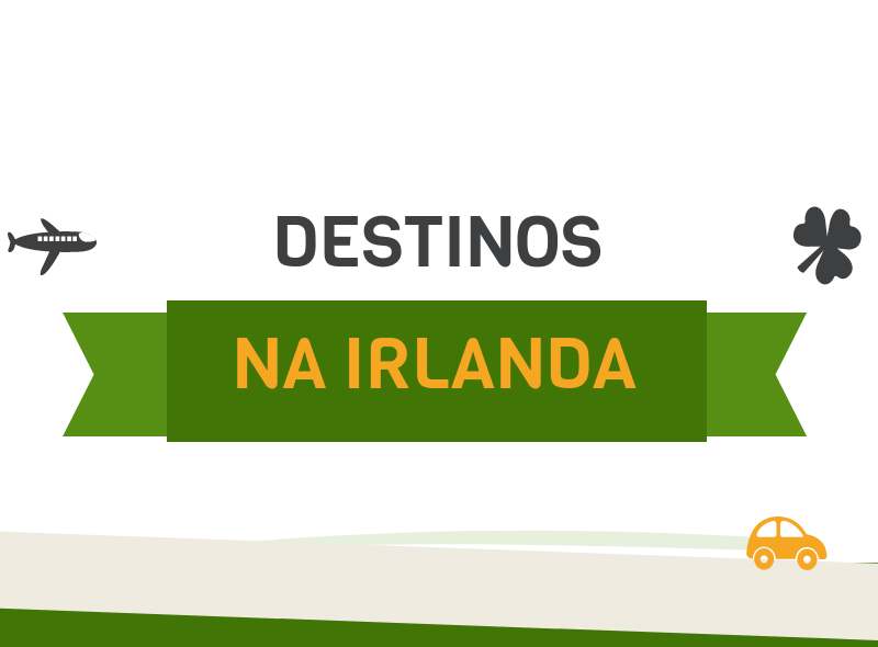 Destinos na Irlanda