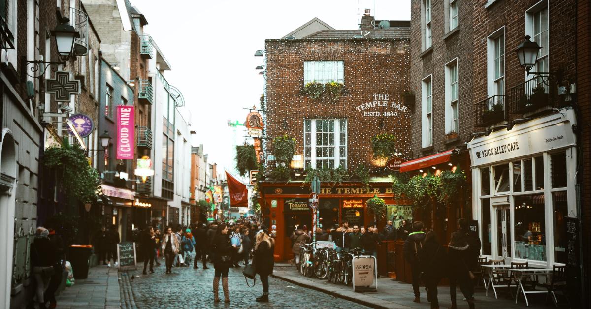 Englishour Dublin